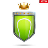 Premium symbol of Tennis Royalty Free Stock Images