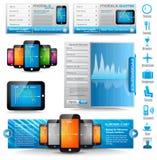 Premium templates and Web stuff Stock Images