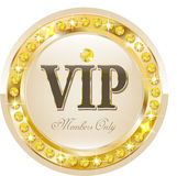 Premium vip banner Royalty Free Stock Photo
