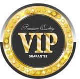 Premium vip banner Stock Images