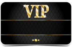 Premium vip card Royalty Free Stock Photos