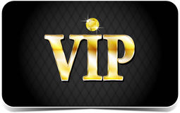 Premium vip card Royalty Free Stock Images