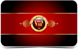 Premium vip card Stock Photos