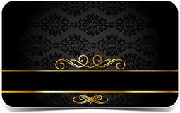Premium vip card Royalty Free Stock Images
