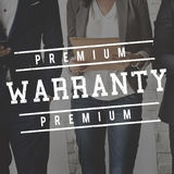 Premium Warranty High Quality Brand Concept. Premium Warranty High Quality Brand Stock Photos