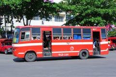 Prempracha公司老公共汽车  库存图片
