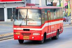 Prempracha没有公司的公共汽车 2201-107 库存照片