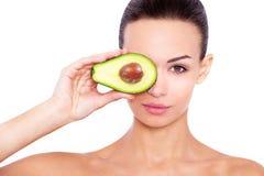 Prenant à soin de votre peau la manière naturelle Photo stock