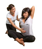 Prenatal care Royalty Free Stock Photo