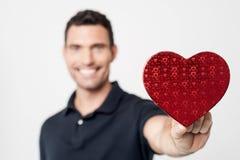 Prenda il mio amore!! Fotografie Stock Libere da Diritti