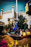 Prenda l'immersione sulle avventure di Sinbad - Lotte World Adventure immagine stock