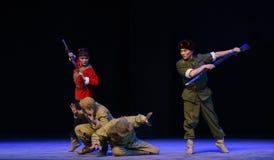 """Prenda l'opera diprigioniero-Pechino che """"Taking il  del € di Tiger Montain By Strategyâ Fotografie Stock Libere da Diritti"""