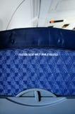 Prenda o Seatbelt quando assentado Imagens de Stock