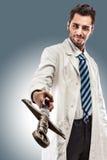 Prenda questa spada Fotografie Stock