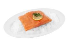Prendedero de color salmón; Trayectoria de recortes Imagen de archivo libre de regalías