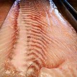Prendedero del halibut Foto de archivo