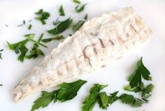 Prendedero del primer delicioso de Dorado de los pescados Fotografía de archivo