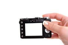 Prendre des photos Photographie stock libre de droits