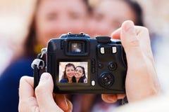 Prendre la photo photos stock