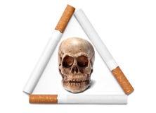 Prenez garde de la mort Image libre de droits