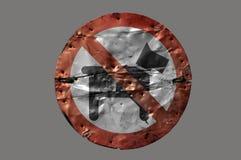 Prenez garde du crabot Photographie stock libre de droits