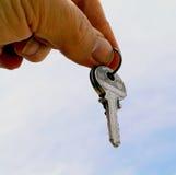 Prenez mes clés Photo stock