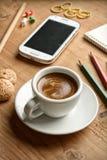 Prenez un café pendant la pause photos stock