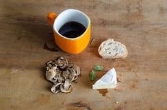 prenez un petit déjeuner Image libre de droits