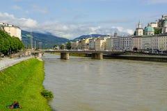 Prenez une pause le long du Danube photos libres de droits