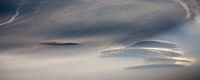 Prenez une photo de la glace sur le ‰ de ¼ du ¼ ˆ1ï de straitï de Béring images stock