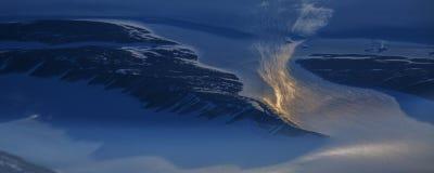 Prenez une photo de la glace sur le ‰ de ¼ du ¼ ˆ2ï de straitï de Béring photos stock