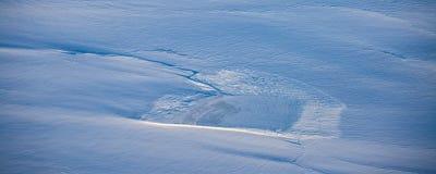 Prenez une photo de la glace sur le ‰ de ¼ du ¼ ˆ7ï de straitï de Béring images stock