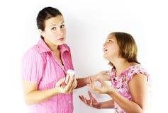 Prenez votre médecine 3 Image stock