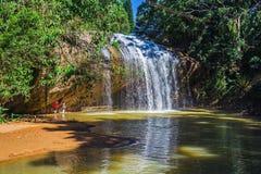 Prenn один из водопадов lat Da Стоковое фото RF