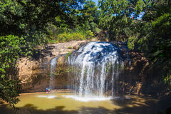 Prenn один из водопадов lat Da Стоковое Фото