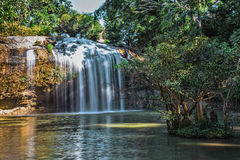 Prenn is one of the waterfalls of Da lat Royalty Free Stock Photos