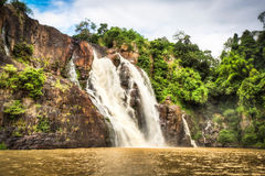 Prenn-Wasserfall Stockfotos