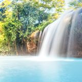 Prenn waterfall stock photography