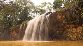 Prenn Waterfall. Da lat. Prenn is one of the waterfalls retained the pristine of the Highland mountains. 10 km south of stock video