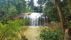 Prenn waterfall. Dalat, Vietnam Stock Image