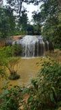 Prenn waterfall. Dalat, Vietnam Stock Photos