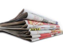 Prensa Fotografía de archivo libre de regalías