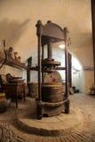 Prensa de vino Fotos de archivo