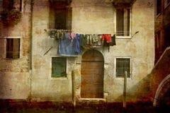 Prentbriefkaar van Italië (reeks) royalty-vrije stock fotografie