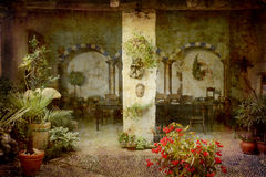 Prentbriefkaar van Italië (reeks) royalty-vrije stock foto