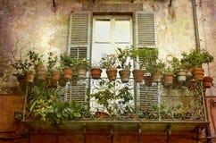 Prentbriefkaaren van Italië (reeks) Royalty-vrije Stock Afbeeldingen