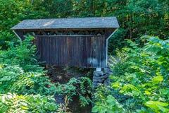 Prentiss Bridge Langdon New Hampshire Stock Photo
