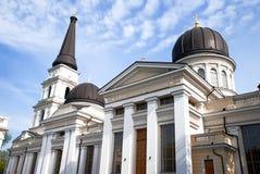 preobrashensky的大教堂 免版税图库摄影