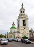 Preobrazhenskaya (Transfiguration) Church.  Yelets City. Royalty Free Stock Photos