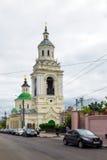Preobrazhenskaya (Transfiguration) Church.  Yelets City. Royalty Free Stock Images